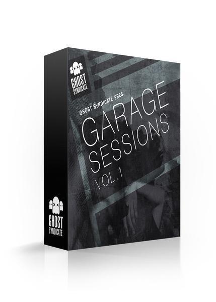 Garage Sessions Vol.1, Future Garage, Grime, Deep Dubstep, Ghost Syndicate, Sample Pack, Samples, 24bit WAV
