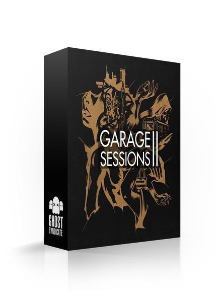 Garage Sessions Vol.2, Future Garage, Grime, Deep Dubstep, Ghost Syndicate, Sample Pack, Samples, 24bit WAV