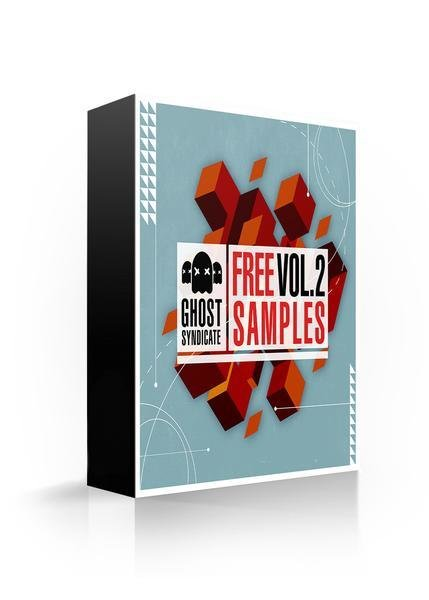 Free Samples Vol.3, Deep Dubstep, Drum & Bass, Future Beats, Grime, Bass, Ghost Syndicate, Sample Pack, Samples, 24bit WAV