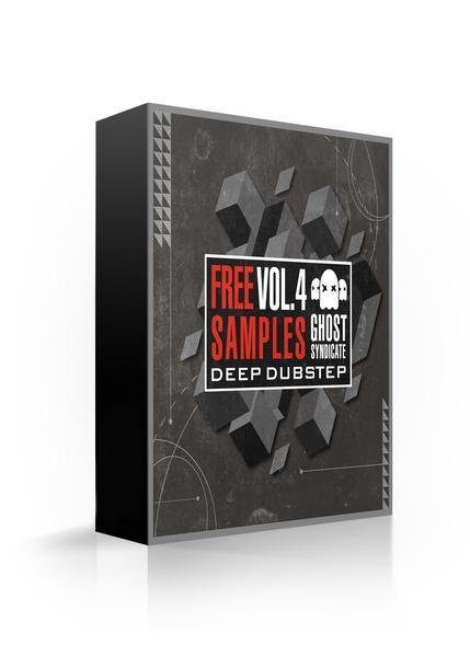 Free Samples Vol.4: Deep Dubstep, Ghost Syndicate, Sample Pack, Samples, 24bit WAV