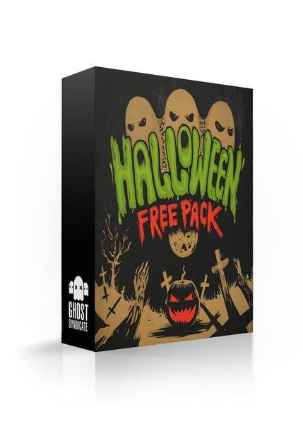 Halloween Free Samples, Ghost Syndicate, Sample Pack, Samples, 24bit WAV