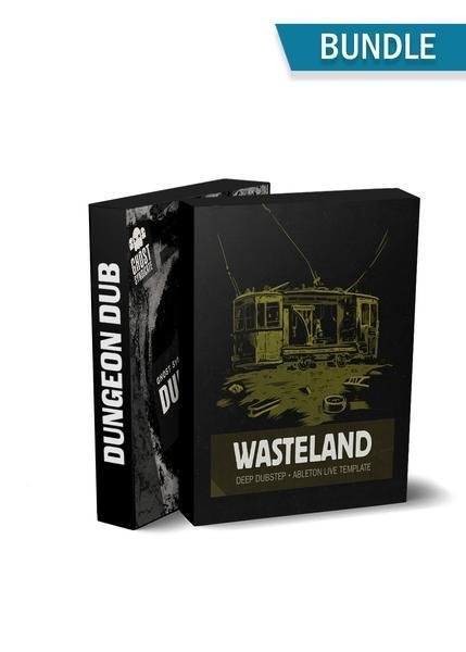 Wasteland, Ghost Syndicate, Sample Pack, Samples, 24bit WAV, Ableton Live, Ableton Template, Deep Dubstep, Dungeon Dub