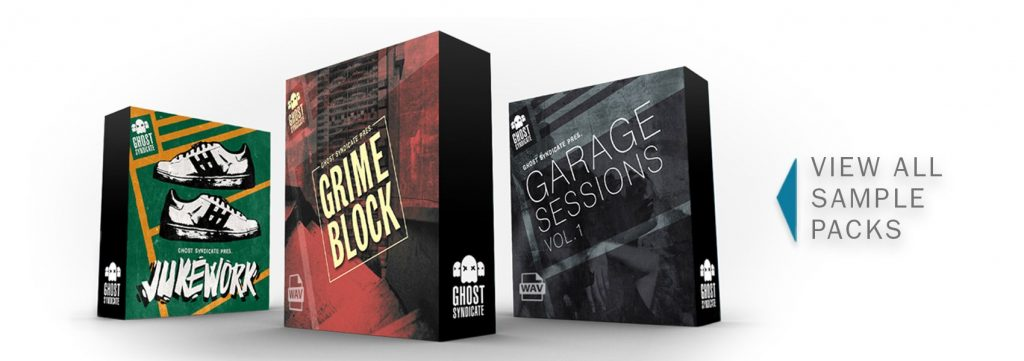 All Sample Packs, Ghost Syndicate