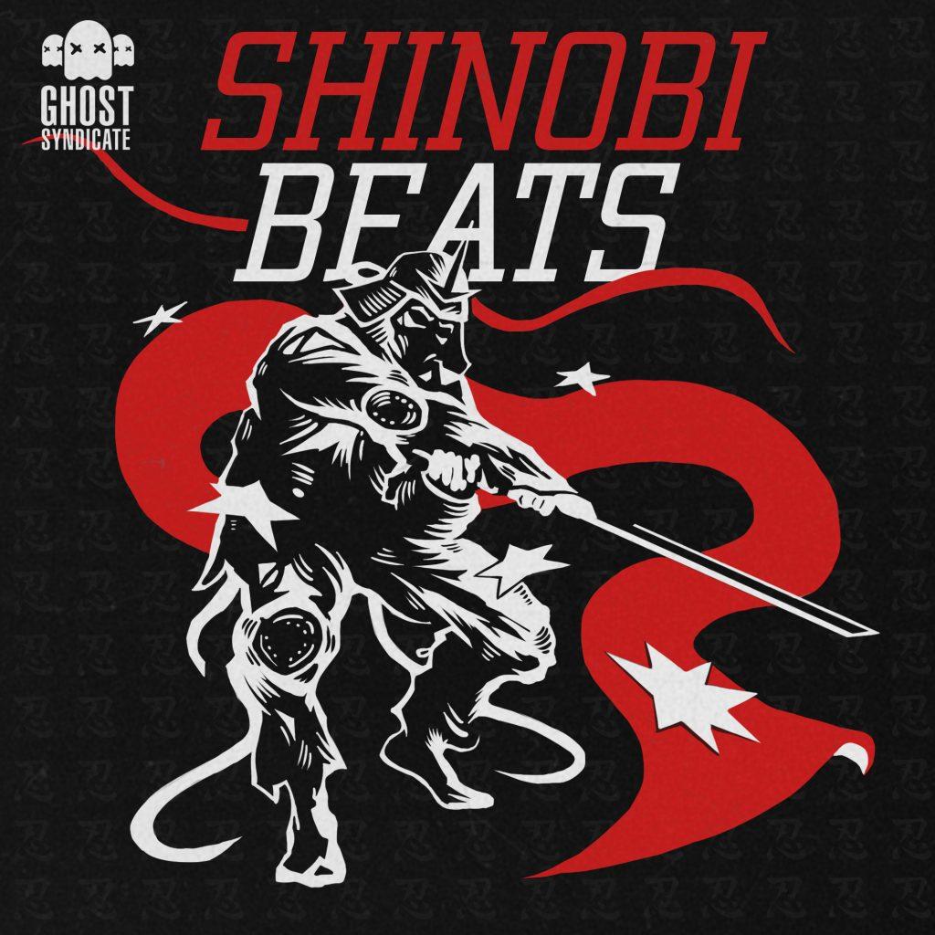 Ghost Syndicate Shinobi Beats Sample Pack