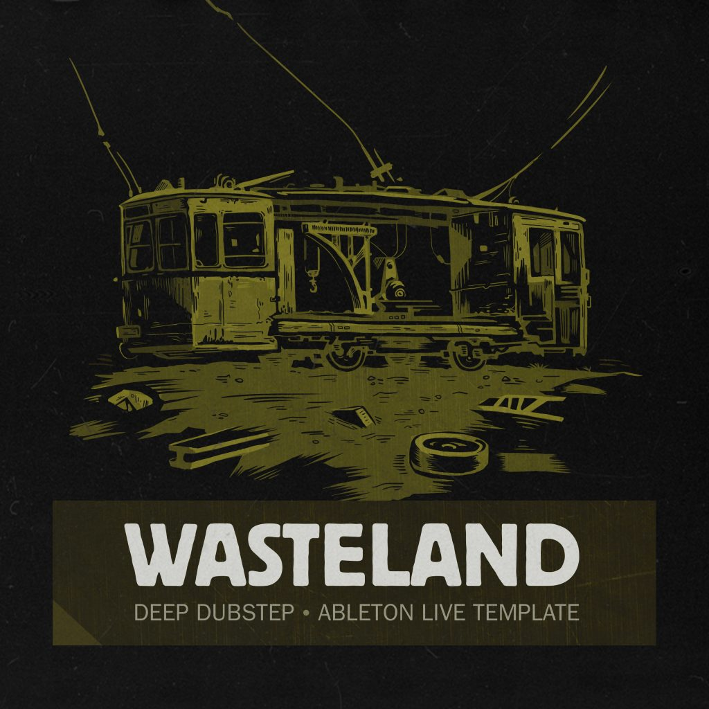 Ghost Syndicate Wasteland Ableton Template