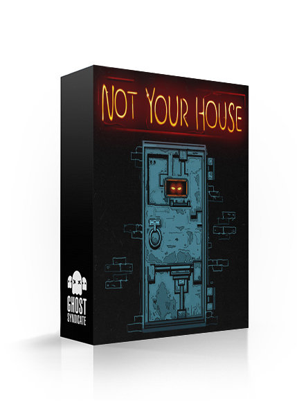 Not Your House, Ghost Syndicate, Sample Pack, Samples, 24bit WAV